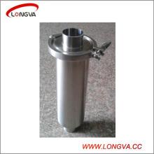 Санитарный фильтр из нержавеющей стали с прямым приварным приварным фильтром