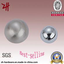 Puxador de mobiliário de cozinha de alumínio e zinco com excelente qualidade (ZH-K048)