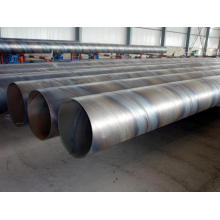 Various Different Size SSAW Welded Spiral Steel Pile Pipe