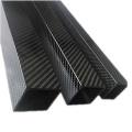 Customized Diverse High Precision Carbon Fiber Square Tube pipe
