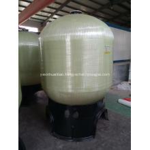 FRP water pressure tank