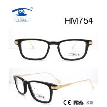 Новая дизайнерская женская ацетатная оптическая рамка (HM754)