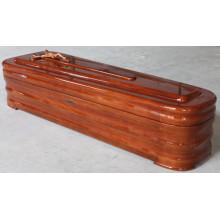Гроб для массивной древесины (US3500TF)
