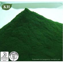 Suplemento Dietético 100% Pura Proteína Orgânica Spirulina em Pó 55% -70% para Aumento de Energia