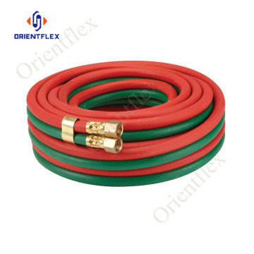 5/16 oxygen argon gas welding torch hoses 300psi