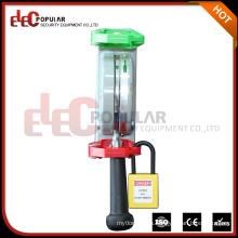 Elecpopular New China Productos para la venta desconectando la cerradura de la conexión Verde Rojo Cabinet Switch Security Lockout