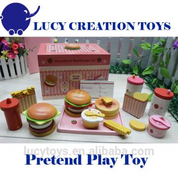 Kids Wooden Pretend Play Toy