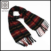 Super Soft 100% Acrylic Scarf with fringe