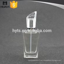 Fábricas de la botella de cristal del perfume de la buena calidad 80ml