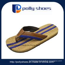 Original Men′s Thong Black Silver Sandals Flip Flop Size 9