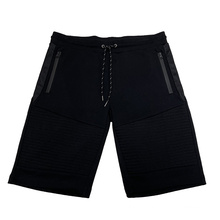 Black High Quality Men's Casual Professional Sports Men's Shorts with Side Pockets