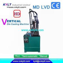 Kylt PLC Máquina de inyección Zamak de zinc vertical semi-automática
