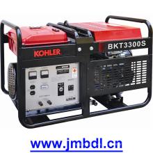 Generador industrial de la gasolina del uso casero (BKT3300)