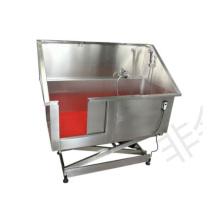Vet equipment swimming pool clinic stainless steel bathtub