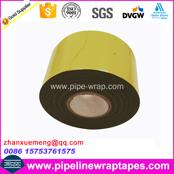 0.65mm thickness pipe anticorrosion tape