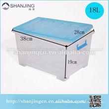 multi purpose plastic storage box custom plastic storage box with wheels and handle