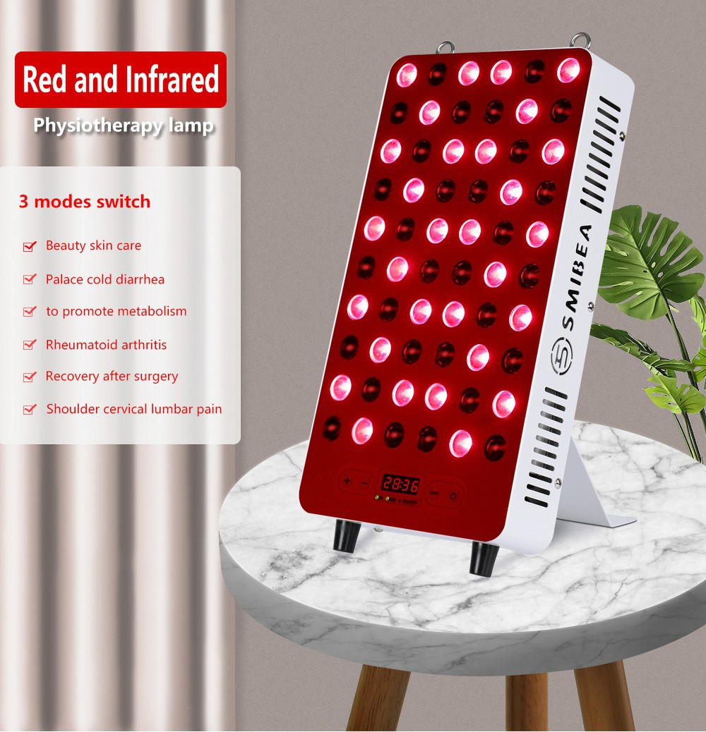 Red Led Light Therapy Bulbs