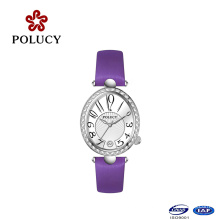 jewellery Watch Elegant Design Watch Leather Strap