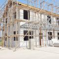 Villa de acero ligero resistente a terremotos