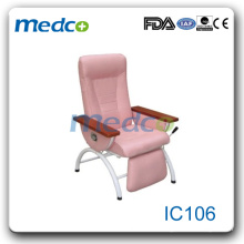 IC106 Best seller! hospital transfusion drip chair good quality leather