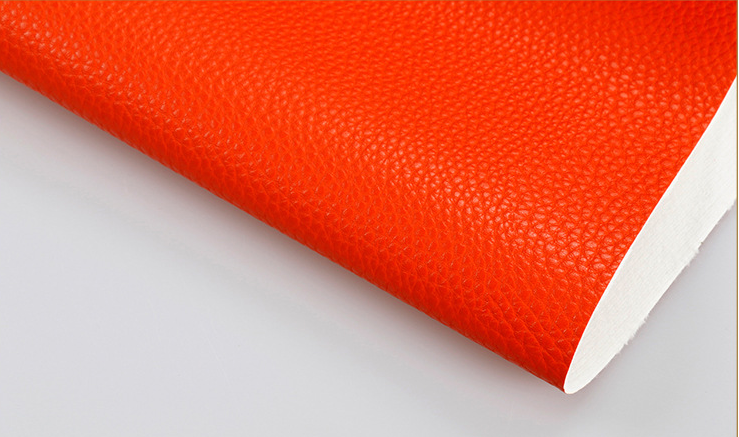 Environmental protection PU lychee artificial leather