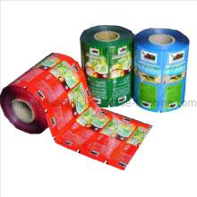 Pó de Chá Instantâneo Embalagem de Plástico Roll Film / Embalagem de Alimentos Roll Film