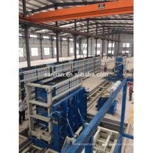 Sanlian Vertical-Mold EPS Wall Panel Machine Line