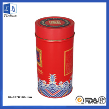 Decorative Tea Tin Box Packing