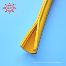 220кв гибкая изолированная силиконовая резина перекрытие линии