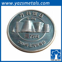 Shanghai World Expo challenge coin for collection