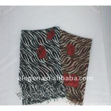 acrylic print scarf