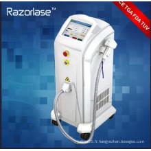 Machine médicale d'épilation de laser de diode approuvée par CE pour la beauté