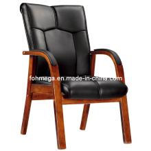 Chaise en cuir en bois Foot Ball (FOH-F50)