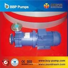 Fluoro Plastic Lined Magnetic Drive Circulating Pump
