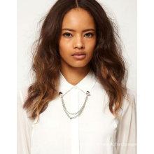 Punk Style Overstate Collar Broches Bijoux broche Pins BH10