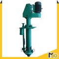 Pompe à boue solide solide submergée verticale centrifuge