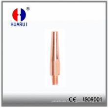 Panasonic tipo punta contacto antorcha de soldadura