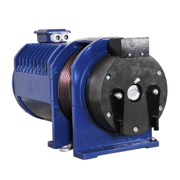 MONA320A gearless traction machine