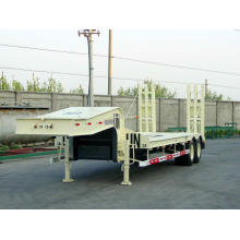 Two Axle Lowbed Semi-Trailer