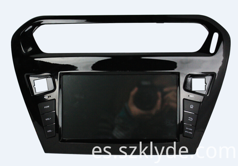 Car DVD Player For Peugeot PG 301