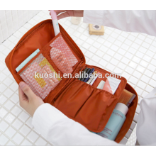 wholesale luxury pu cosmetic bag