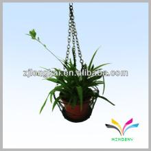 Indoor im Freien hängende Metall Blumentopf Rack