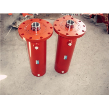 50-тонный гидравлический цилиндр для производства цементного кирпича