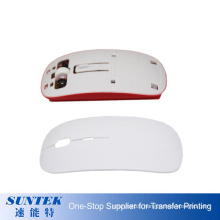 Good Supplier DIY Personalized 3D Sublimation Wireless Mouse Custom Company Logo