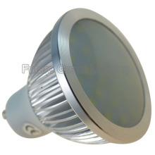 Lámpara LED GU10 7W 12PC 5730SMD