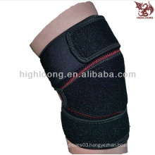 Shock Knee Stabilized Brace with Flexible Support Neoprene Stays Support Wrap