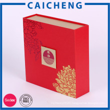 Wholesale hand made big size paper custom magnetic box for gift