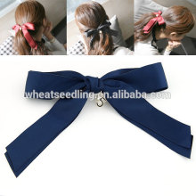 alibaba Yiwu cheap hot bow accessories clip on hair extension names