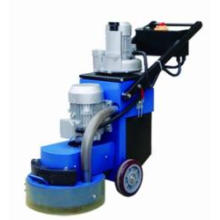 Grinding and Vacuuming Machine