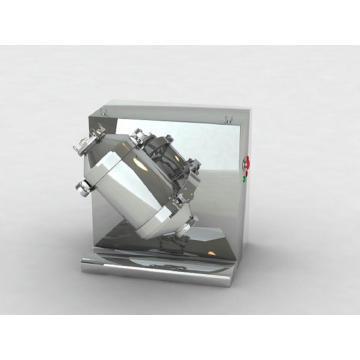 Dreidimensionaler Rotationsmischer zum Mischen von rohem Medizinpulver